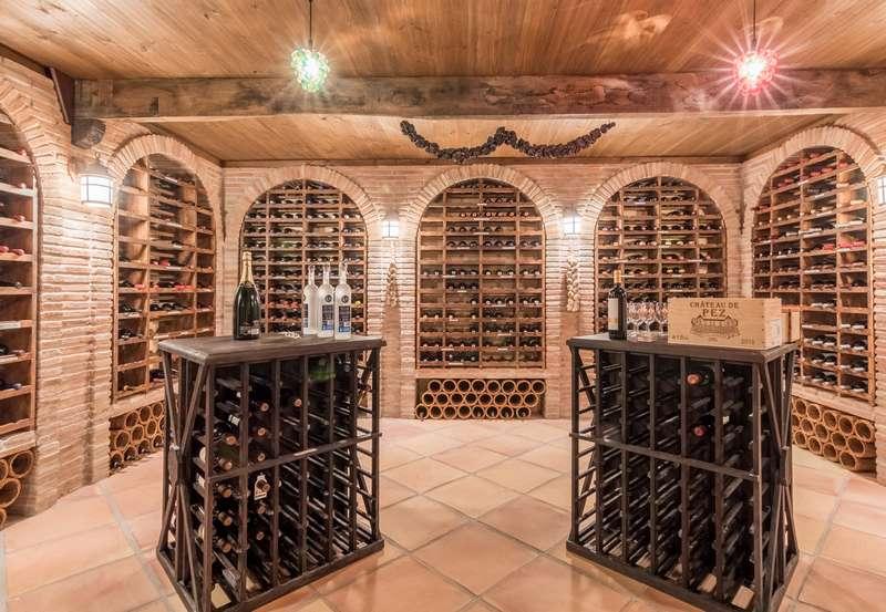 Room Temperature For Cellar Master Wine