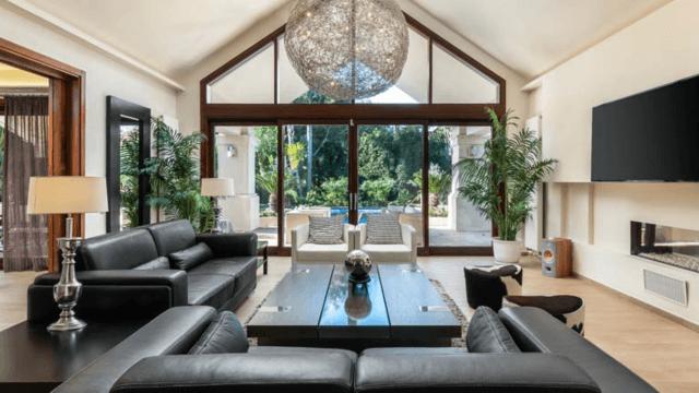 Nueva Andalucia quality villa for sale