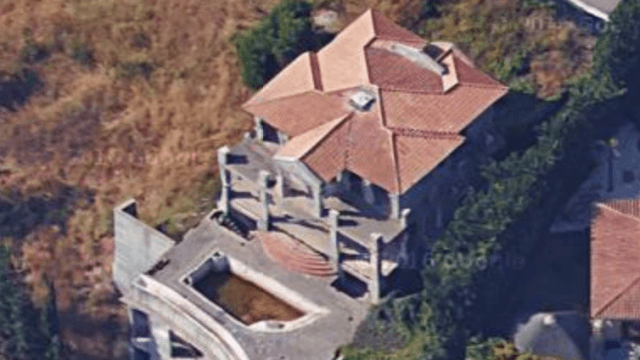 Marbella unfinished villa for sale