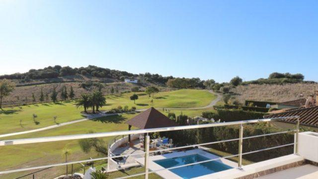 Reduced -Estepona Contemporary villa for sale 1st line Golf