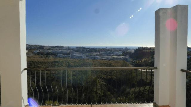 Campo Mijas 4 bed villa to reform with sea views 471 m² Built