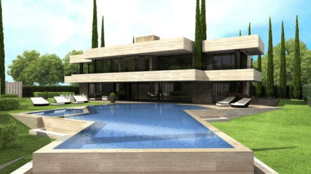 5min Puerto Banus Modern contemporary villa for sale