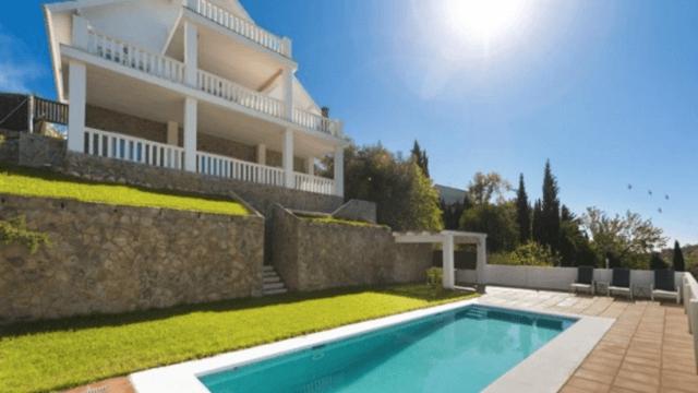 Bargain – Mijas 6 bed modern villa