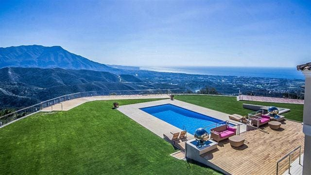 Reduced – La Zagaleta huge Mansion with amazing Sea & Coastal views for sale