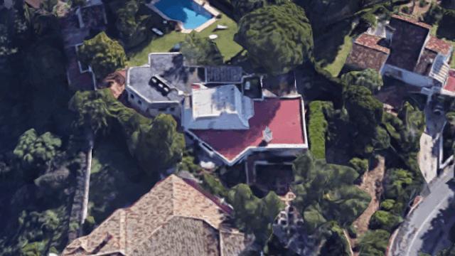 SierraZuela Mijas villa for sale