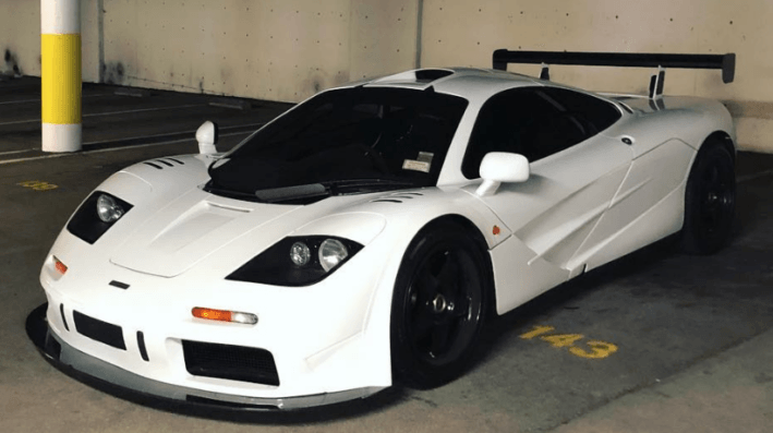 mclaren f1 for sale direct owner