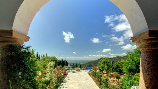 Gaucin County Villa with incredible panoramic views