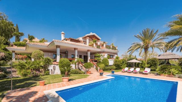 The cheapest luxury villa in Los Flamingos – Benahavis