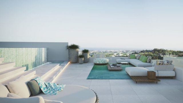 The View Marbella Benahavis Apts & Penthouses 2-4 Launch Prices from €599,000