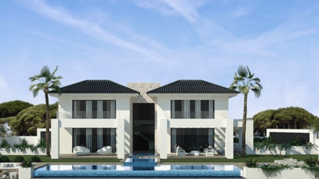 Benahavis Modern Villa In Gated Community Ready Summer