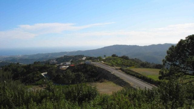 Monte Mayor Hilltop flat plot with Panoramic views