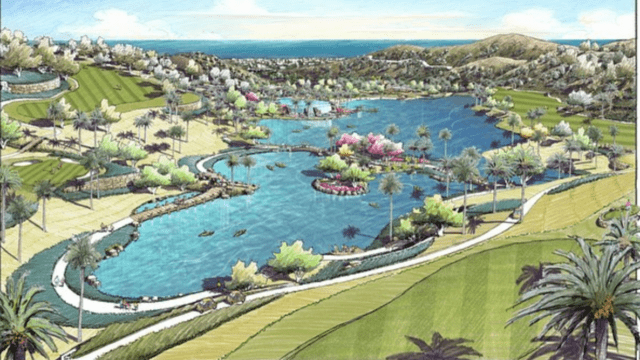 La Quinta new development with Lake for beach lifestyle