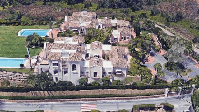 Marbella Hillside 2 luxury Mansions (10bedrooms) with Seaview