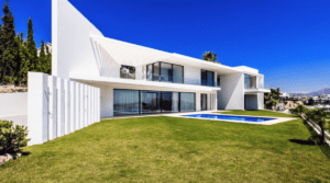 Reduced – Benahavis contemporary style villa with sea views