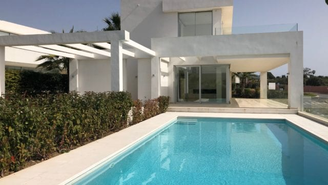 Marbella modern quality villas for sale