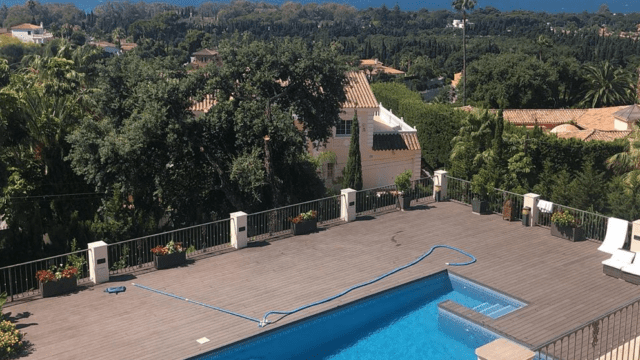 Marbella East 8bedrooms villa with Sea views