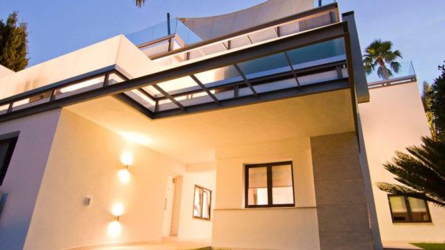 San Pedro Modern villa near Golf