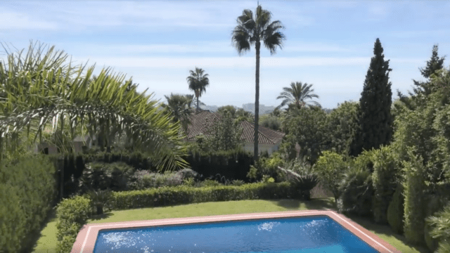 Marbella Hillside Prime Location Quality Villa For Sale