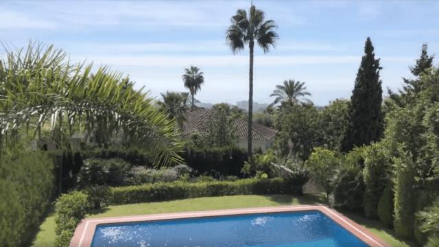 Marbella Hillside Prime Location Quality Villa For Sale