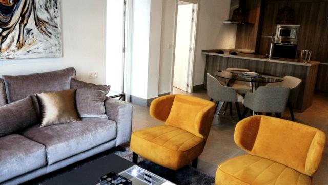 Bargain – Puerto Banus 2b Luxury Apartment For Sale In Quite Area