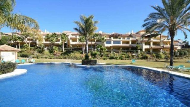Cumbres del Sol Nueva Andalucia luxury apartments near Puerto Banus