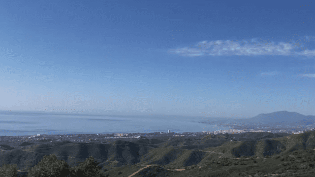 Marbella Hilltop finca with most amazing views