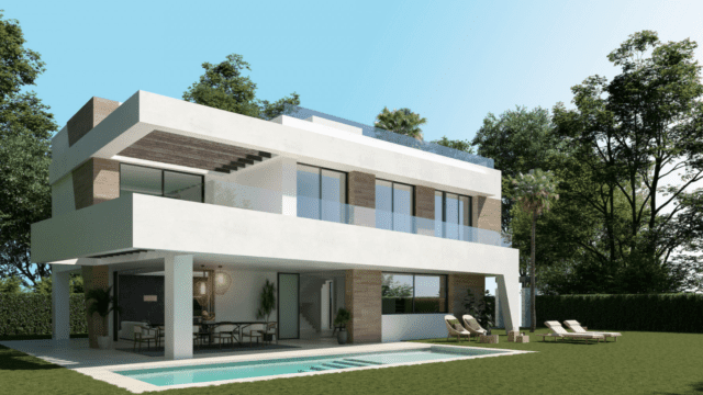 Bargain – Marbella east beachside modern villa for sale