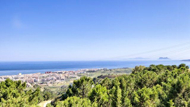 Estepona Finca for sale.Panoramic Sea views