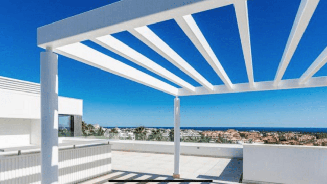 Benahavis – Modern villa in gated community with amazing Views