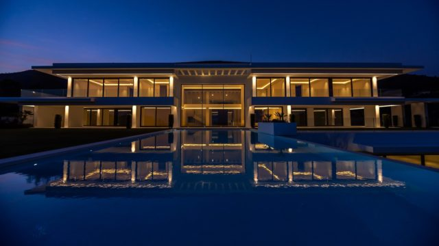 La Zagaleta new 9 bedroom Mansion with garage for large Car Collection