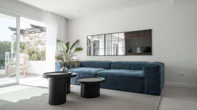 Nueva Andalucía – Beautiful 3bed Penthouse for sale Built 163 m² Terrace 60 m²