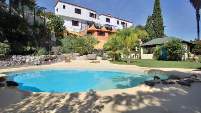 Estepona country side villa for sale