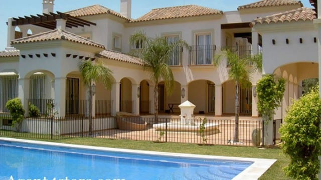 SOLD Marbella East villa Reduced from 3.2m to 1.99m 50m Beach