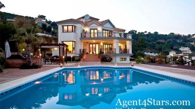 Great design Monte Mayor villa Benahavis