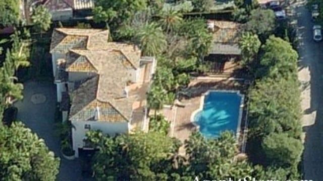 Golden mile Marbella, quality Mansion near Beach