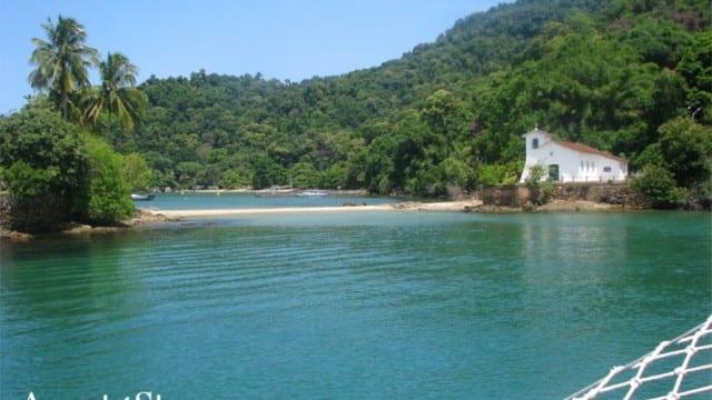 Island near Rio