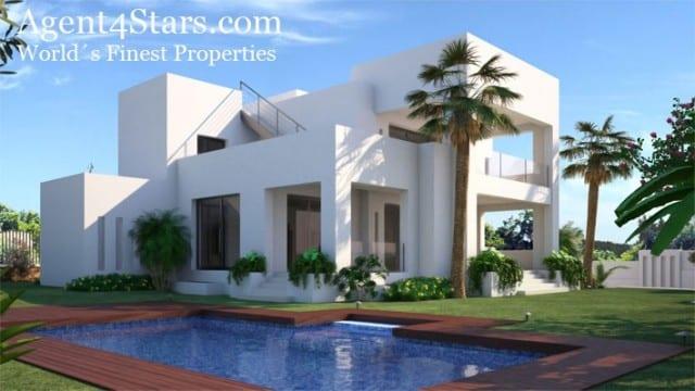 SOLD – Brand new modern quality villa
