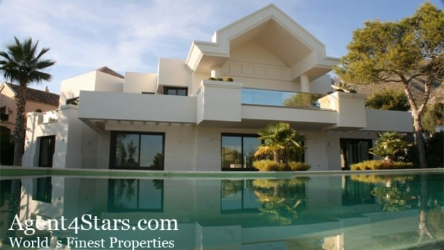 Marbella hillside.Modern Mansion for sale & rent
