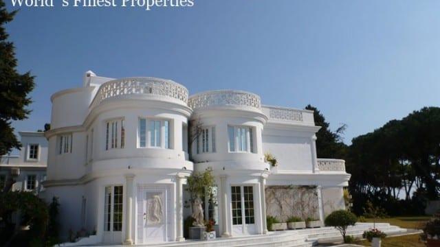 Classic villa for sale, Beachfront Golden mile – Marbella