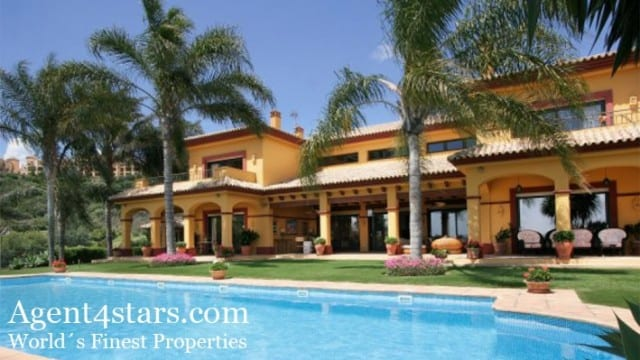 La quinta – Benahavis.Golf Mansion 10 bedrooms