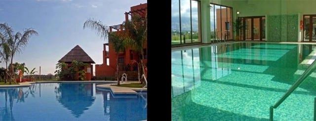 Gazules del sol 3bed with garden €270.000