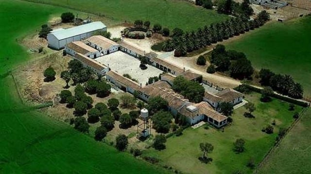 Polo Fields Finca for sale in cadiz